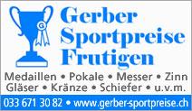 Gerber Sportpreise AG