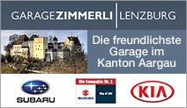 Garage Zimmerli Lenzburg