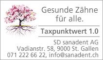 SD sanadent AG