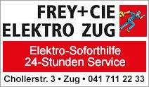 Frey+Cie Elektro AG Zug