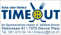 Restaurant Time out