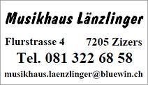 Musikhaus Länzlinger