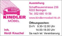 Kindler Möbel, Inh. H. Knuchel