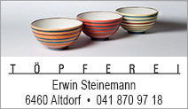 Töpferei Erwin Steinemann