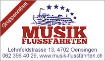 Musik-Flussfahrten GmbH