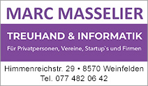 MARC MASSELIER Treuhand & Informatik